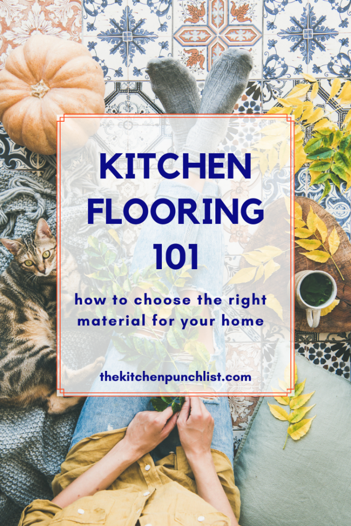 kitchen flooring - how to choose the right material for your home