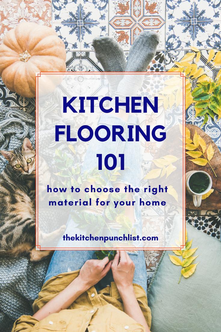 Kitchen Flooring 101