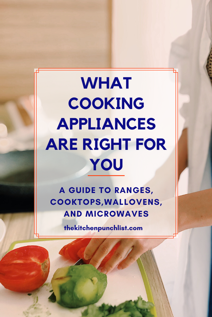 Your 4 Must Have Appliances-part one-Cooking